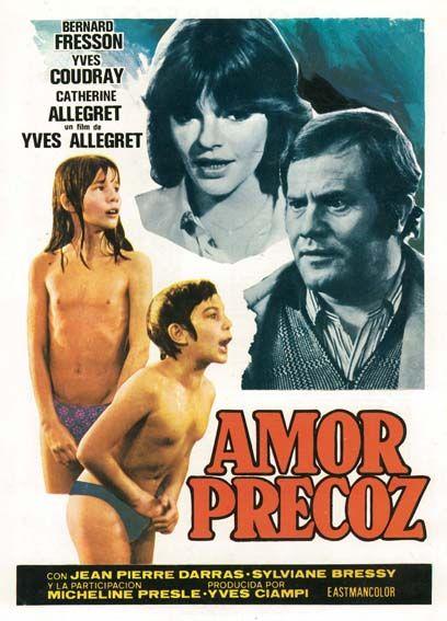 "Amor precoz (1976) ""Mords pas, on t'aime!"" de Yves Allégret - tt0073405"