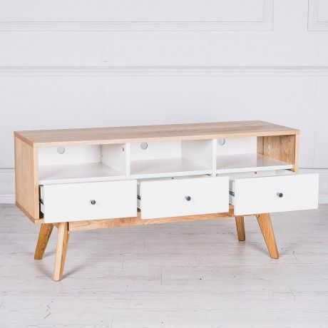 Low TV Stand by Design Twist from Italy #MONOQI