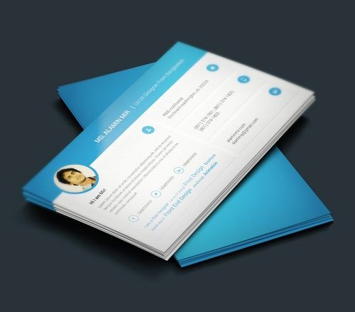 12 best Business card images on Pinterest Business cards and Job - resume business cards