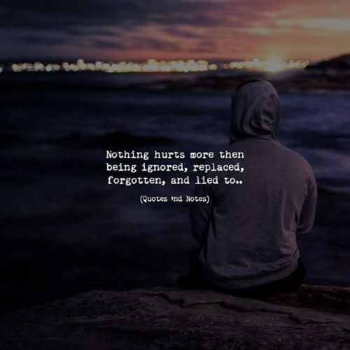 Being Ignored Quotes Tumblr: Best 25+ Being Ignored Hurts Ideas On Pinterest