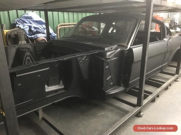FORD MUSTANG 1965 FASTBACK SHELL BRAND NEW #ford #mustang #forsale #australia