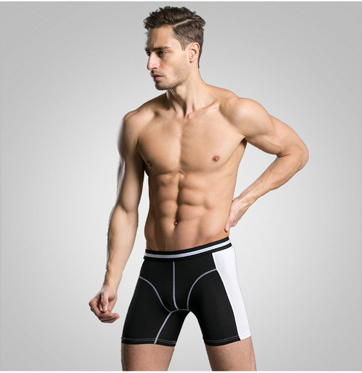 3pcs/lot Fashion underwear men boxer shorts mens boxers slip homme calzoncillos man bamboo modal loose calecon pour homme NKD. discount price -10% - 5 days left