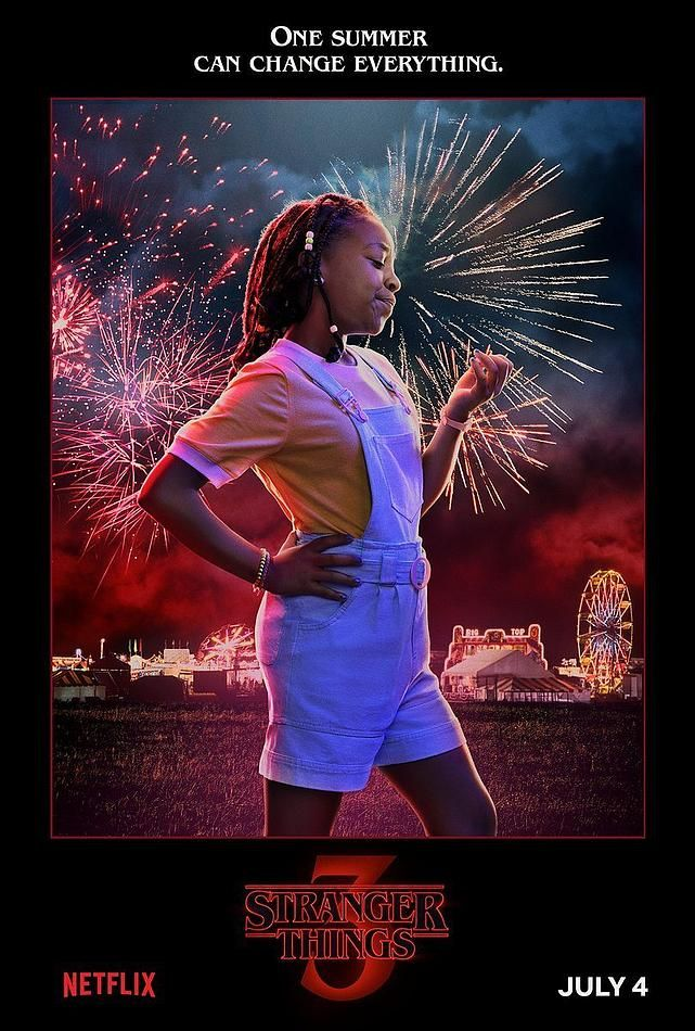 First 'Stranger Issues' Season three Clip & Character Posters Convey the Fireworks