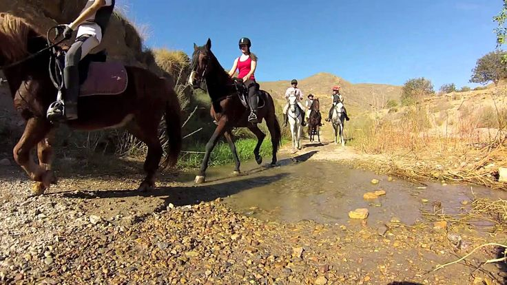 #rutasacaballo con #sirocoaventuras #regiondemurcia, #turismoactivo, #gopro