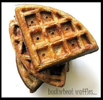 Buckwheat waffles | Breakfast | Pinterest | Father's day ...