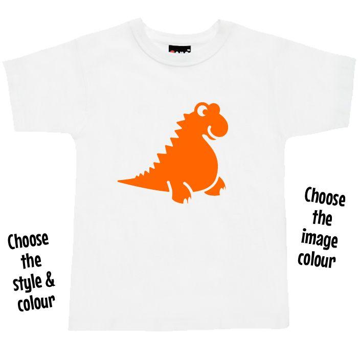 Dino T Shirt or Hoodie