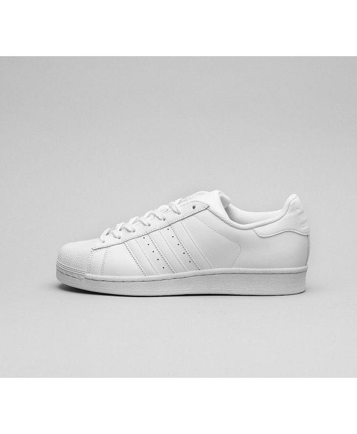 Cheap Adidas Originals Superstar Foundation Trainer White Sale UK ... 17bbb88f703b