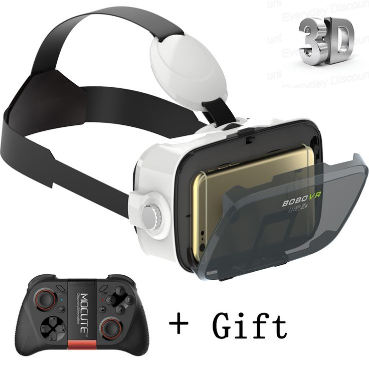 BOBOVR Z4 MINI Google Carboard 3D Virtual Reality Headset VR Glasses VR Box With Bluetooth Wireless Mouse Control Gamepad //Price: $15.29 & FREE Shipping //     #VR