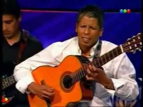 OSCAR ALEMAN  en TALENTO ARGENTINO.......! ! !