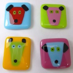 fused glass projects - Google Search