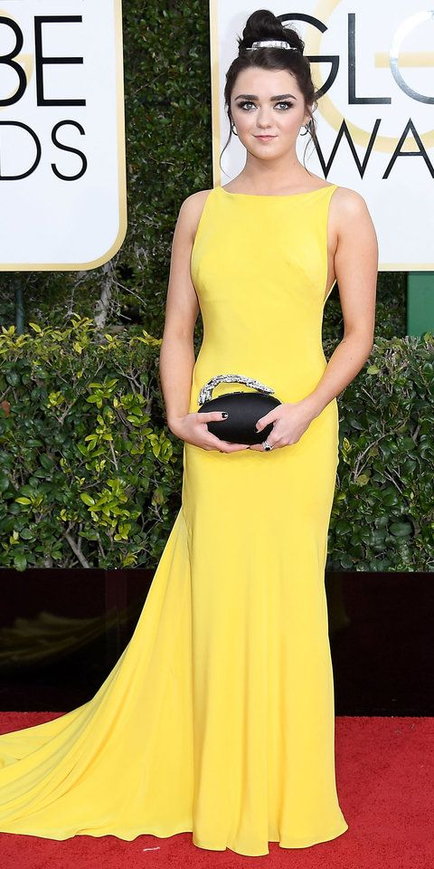 Stunning...Maisie Williams