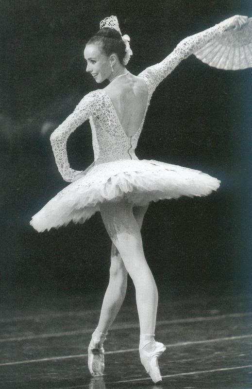 Sylvie Guillem in Don Quixote