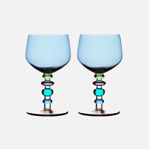 Sagaform - Spectra Wine Glass Set of 2