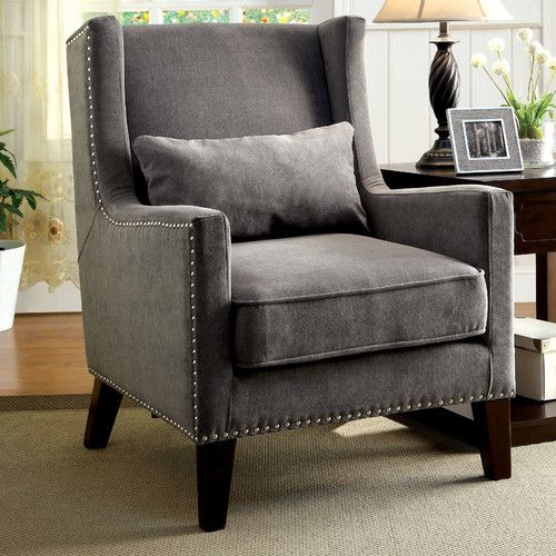 Found It At Wayfair Supply   Marlow Wingback Arm Chair