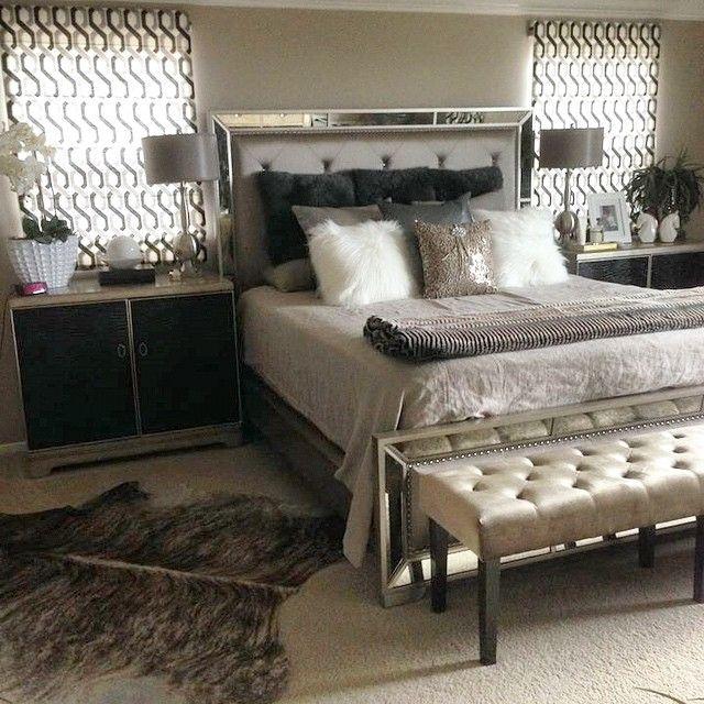 82 best BEAUTIFUL BEDROOMS images on Pinterest | Bedroom ideas ...