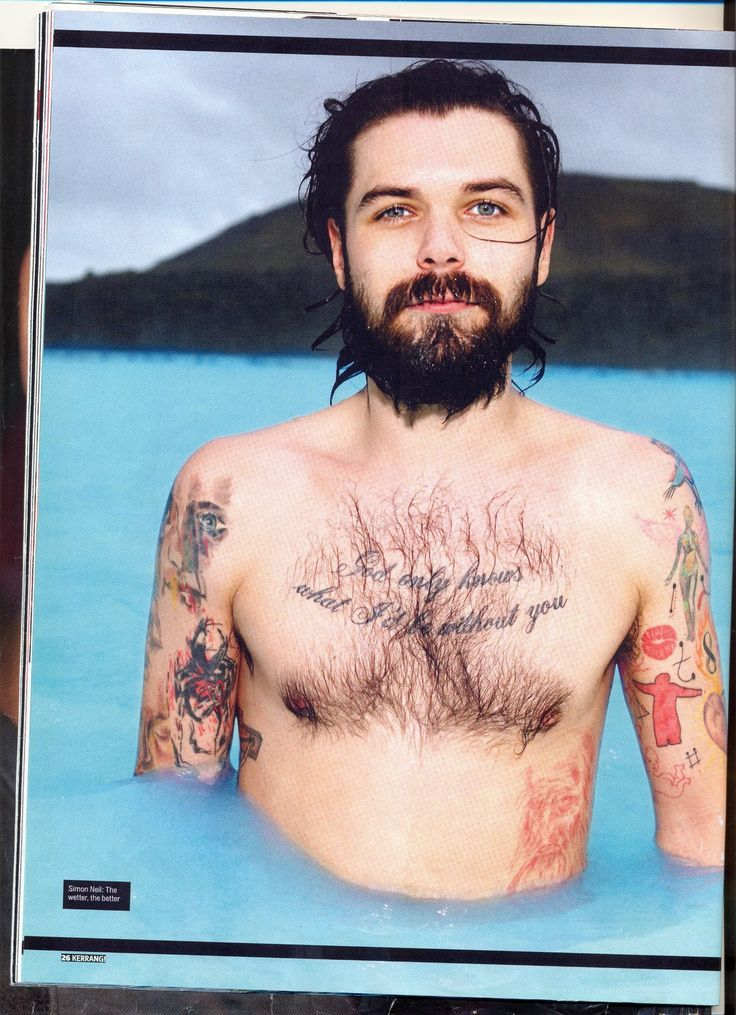 Simon Neil Tattoo LiLzeu DE