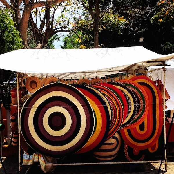 Weekend Market - carpets