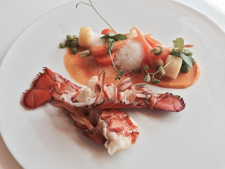 Lust & Passie menu met kreeft - Restaurant Fris