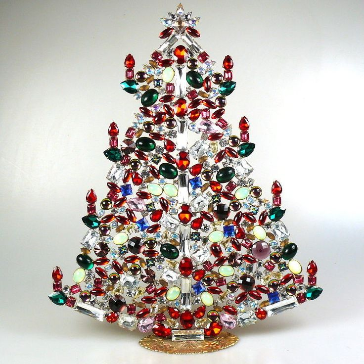 original hand made czech christmas tree decoration ebay - Ebay Christmas Trees