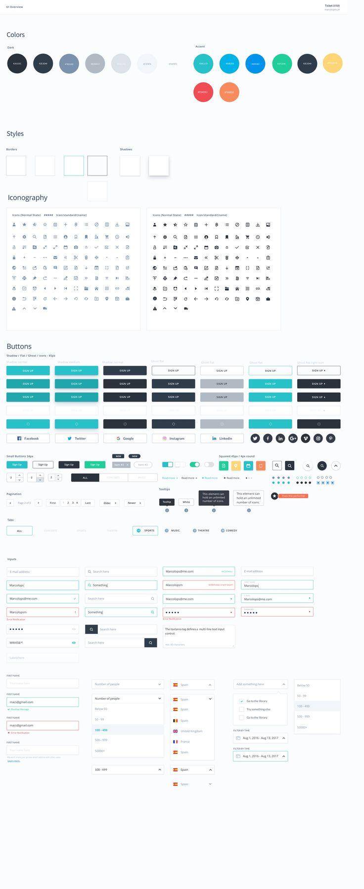Setup a design system – Prototypr