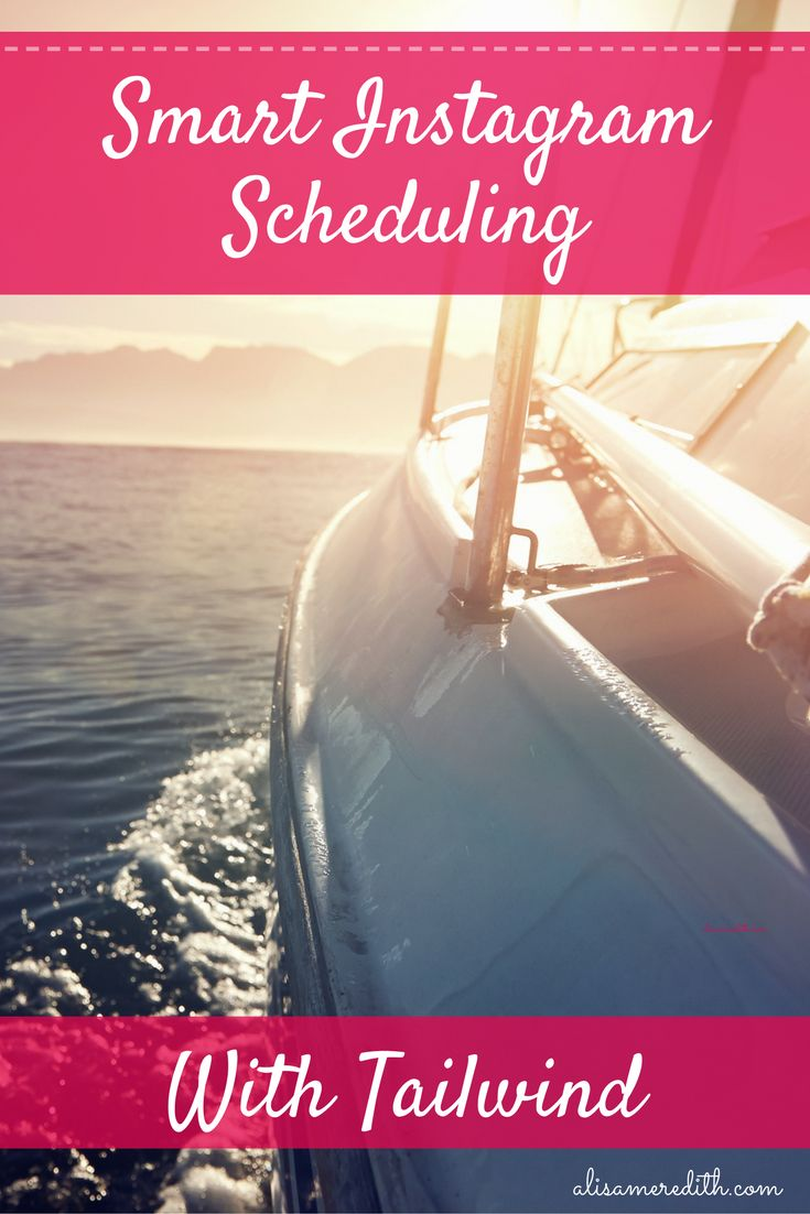 Smart Instagram Scheduling with Tailwind (With images