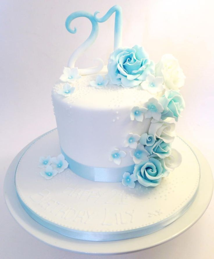 Images Of Cakes For St Birthday