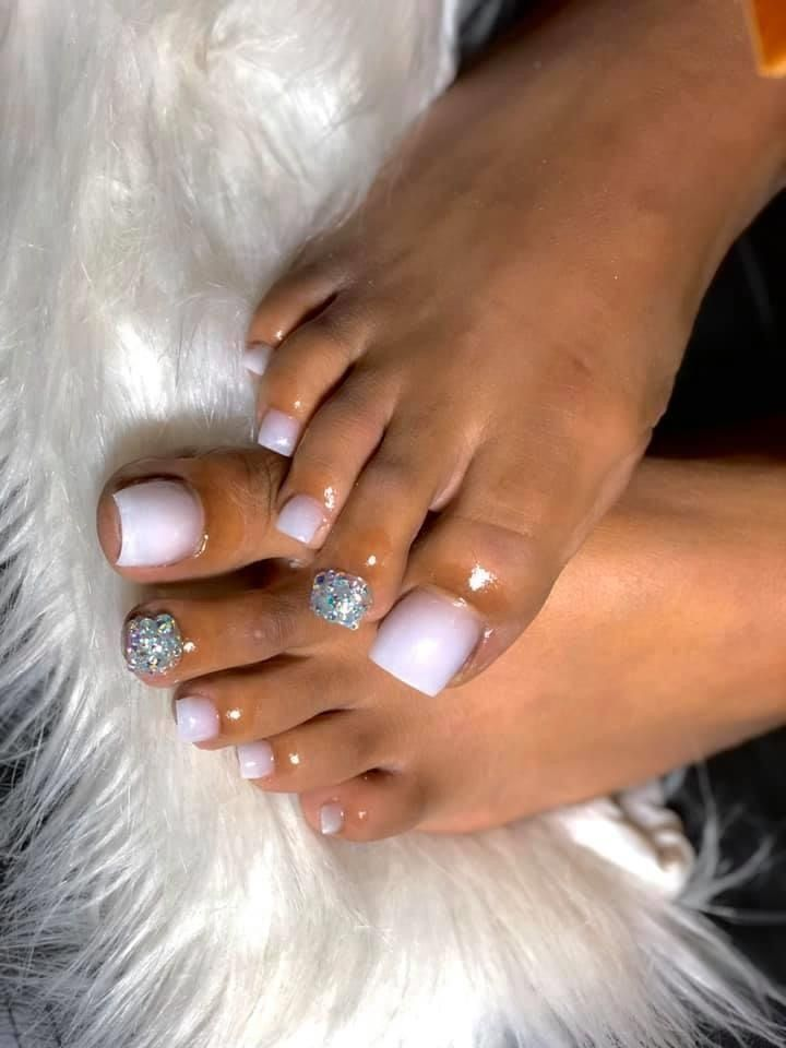 Pin On Blue Nails