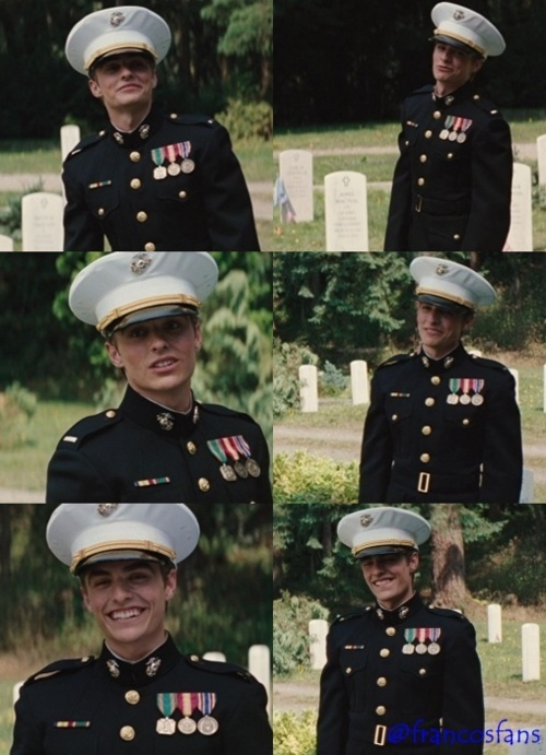 Lt. Sullivan on Charlie St. Cloud