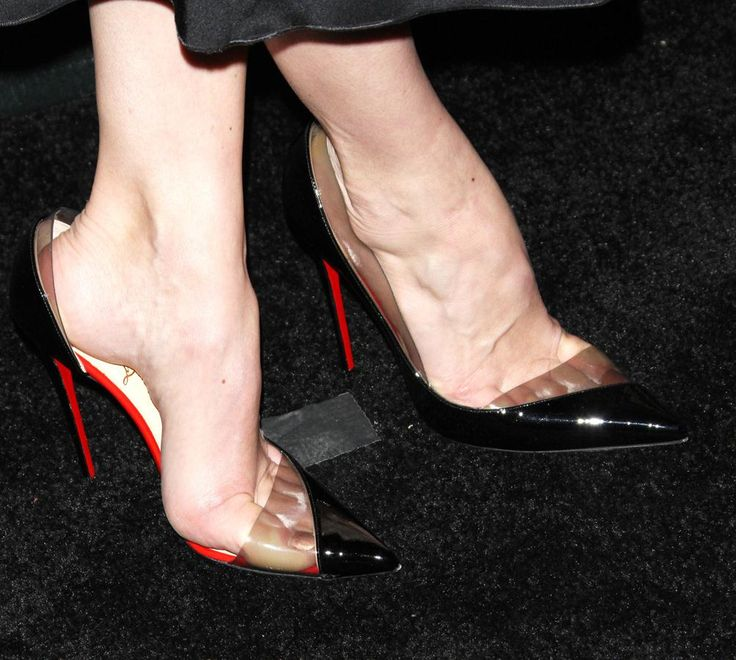 Michelle Monaghan Shoes Hollywood Foreign Press
