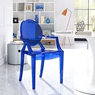 Shop For Olivia Classic Blue Dining Chairs. Get Free Shipping At Overstock.com