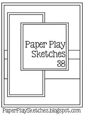 Paper Play Sketches, challenge blog, link up every other Wednesday,