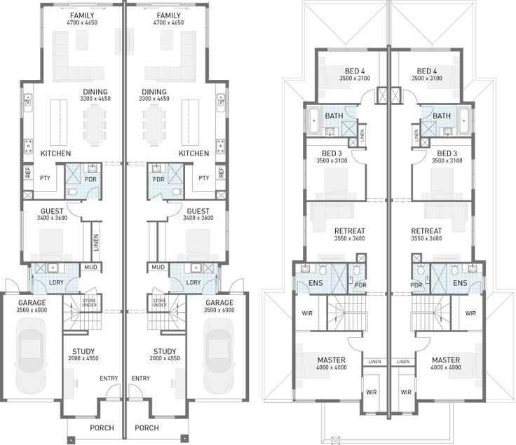 Bentleigh 29 Floor Plan JUNE 2016
