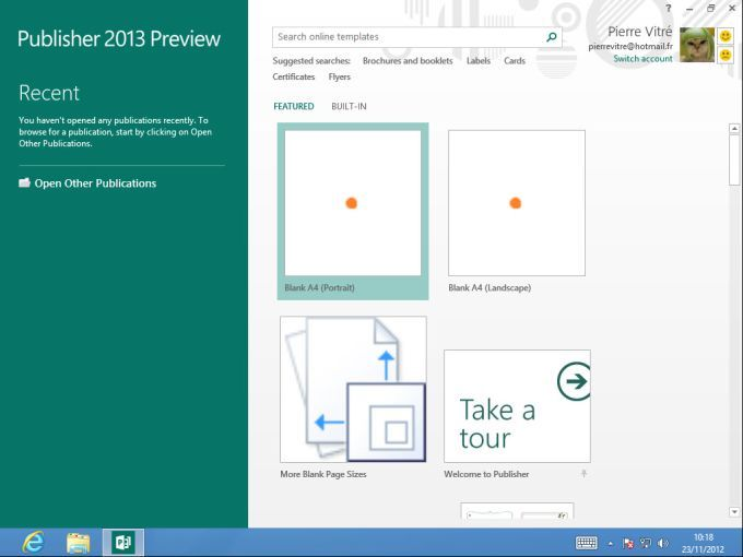 Microsoft Publisher 2013 Microsoft Publisher Internet Security Wireless Security