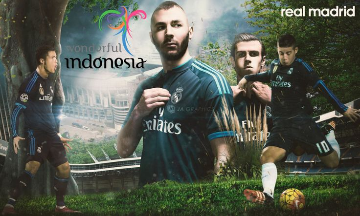 real madrid wonderful indonesia