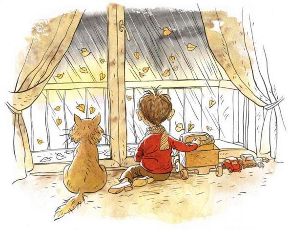 Детские стихи про осень Осень — рыжая девчонка Шьет наряды тонко-тонко: Красные, бордовые, желтые листки - Это лоскутки. Минухина К. (стихотворение школьницы 8 лет)