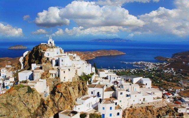Οι ονομασίες των ελληνικών νησιών και η προέλευση τους