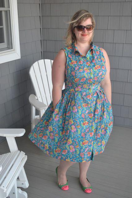 Beautiful 154 best Shirtdress Patterns images on Pinterest | Shirt dress  TC81