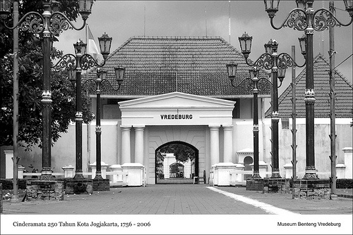Come To Jogja: History of Fort Vredeburg