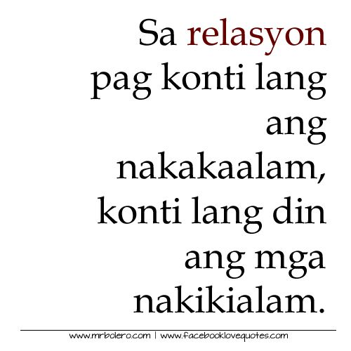 Pacute.com - Tagalog Love Quotes Collections Online | Tagalog Sad Love Quotes