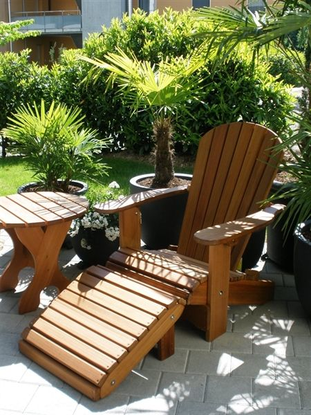 This Great Set Comes With Our Most Comfortable Royal Adirondack Chair, The  Versatile Matching Ottoman. Patio ChairsAdirondack ...