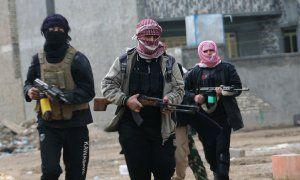ISIS: Al-Qaida-Kämpfer in Syrien ermorden Aktivisten - SPIEGEL ONLINE