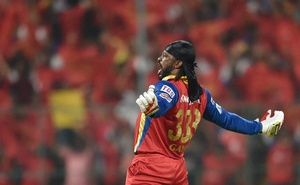 Big-hitting West Indies batsman Chris Gayle is set to be banned from future Big Bash League tournaments as a fallout of his controversial TV interview with Channel 10 journalist Mel McLaughlin.