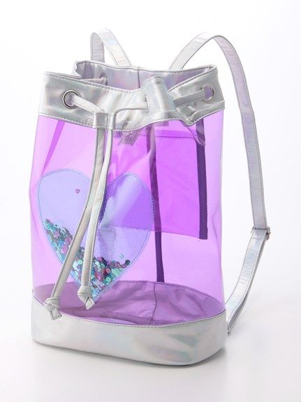 TWINKLE HEART RUCKSACK(リュック)|Candy…