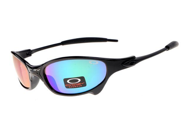 Oakley Juliet Black Frame Rainbow Lens 2009