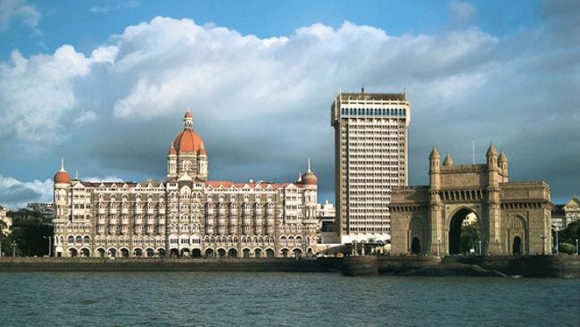 The Glorious Taj Mahal Palace, Mumbai