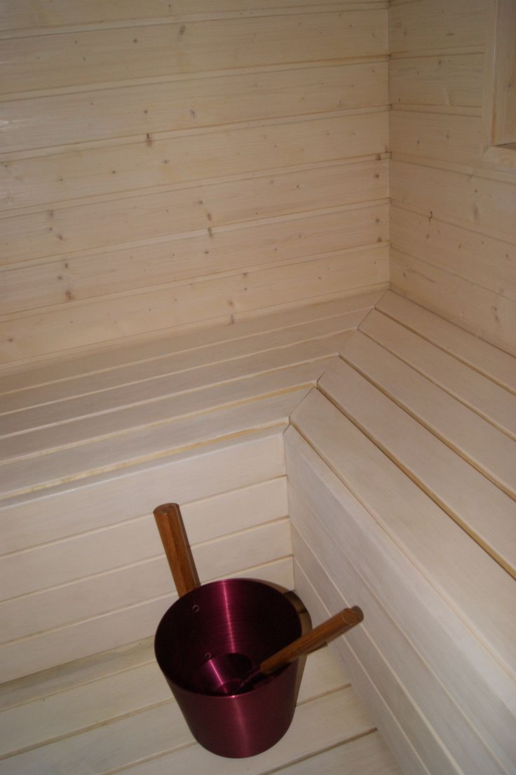 Meidän sauna <3