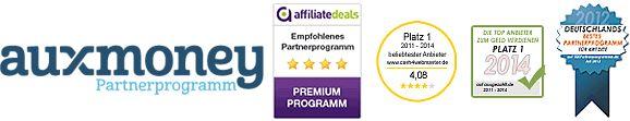 Werde jetzt Affiliate beim auxmoney Partnerprogramm und sichere Dir ein festes Nebeneinkommen durch attraktive Provisionen!