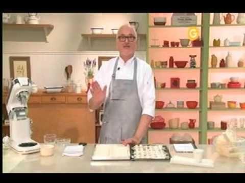 Osvaldo Gross nos enseña a hacer Tiramisu y las Masitas Vainillas