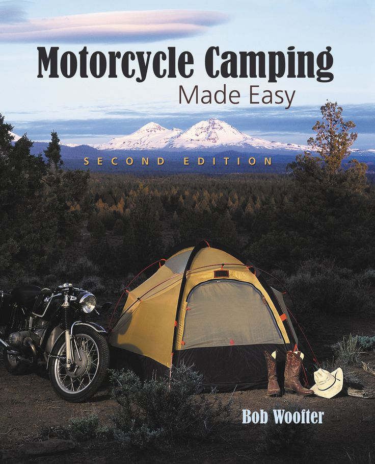 Motorcycle Camping and Adventure Gear Buyers Guide http://www.sturgismotorcyclerally.com/
