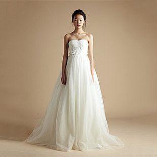 Boho bridal dress--GLENDA from WANLU BRIDAL